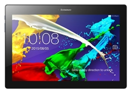 Lenovo TAB 2 A10-70 25,7 cm (10,1 Zoll Full HD IPS) Media Tablet (MediaTek MT8165 Quad-Core Prozessor, 1.5GHz, 2GB RAM, 16GB eMMC, 5MP + 8MP Kamera, Dolby Atmos Sound, Android 5.1) midnight blue - 1