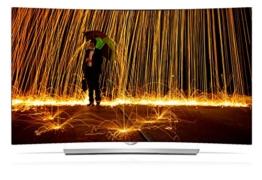 LG 65EG9609 164 cm (65 Zoll) Curved OLED Fernseher (Ultra HD, Triple Tuner, 3D, Smart TV) - 1