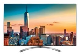 LG 65SJ8509 164 cm (65 Zoll) Fernseher (Super Ultra HD, Triple Tuner, Smart TV, Active HDR) - 1