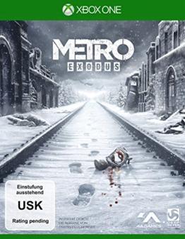Metro Exodus [Day One Edition] - [Xbox One] - 1