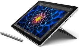 Microsoft Surface Pro 4 31,24 cm (12,3 Zoll) Tablet-PC (Intel Core i5, 8GB RAM, 256GB, Intel HD Graphics, Windows 10 Pro) - 1
