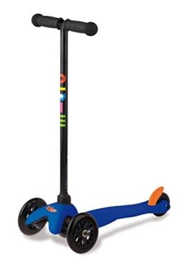 Mini Micro Kinderroller Sporty Kickboard in Blau - 1