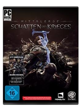 Mittelerde: Schatten des Krieges -Standard Edition - [Code in the Box]- [PC] - 1