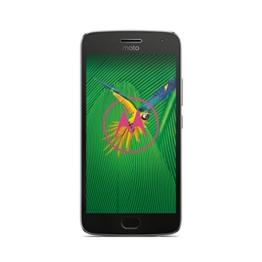 Motorola Moto G5 Plus Smartphone (13,2 cm (5,2 Zoll), 32 GB, Android) Lunar Grey - 1
