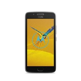 Motorola Moto G5 Smartphone (12,7 cm (5 Zoll), 2 GB RAM/16 GB, Android) Lunar Grey(Dual SIM) - 1