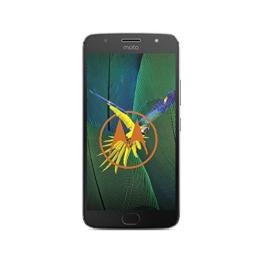 Motorola Moto G5s Plus Smartphone 13,97 cm (5,5 Zoll), (13MP Kamera, 3GB RAM/32GB, Android) lunar grau - 1