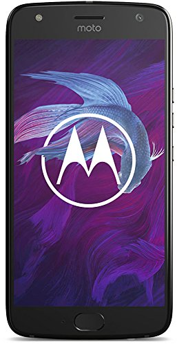 Motorola Moto X4 Smartphone 13,02 cm (5,2 Zoll) (16MP Kamera, 3GB RAM/32GB, Android) schwarz - 1