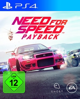 Need for Speed - Payback - [PlayStation 4] - 1