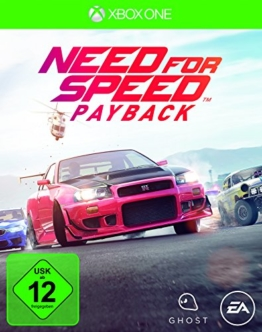 Need for Speed - Payback - [Xbox One] - 1