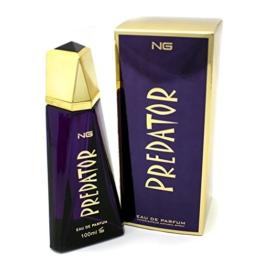 NG Predator 100 ml Eau de Parfum neu - 1