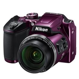 Nikon Coolpix B500 Kamera pflaume - 1