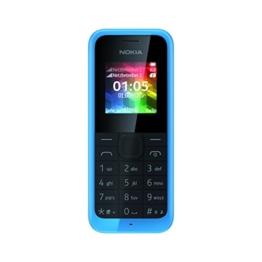 Nokia 105 Dual SIM, cyan - 1