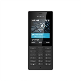 Nokia 150 schwarz(single sim) - 1