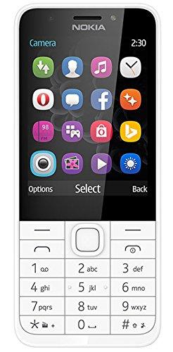 Nokia 230 Dual SIM, silber - 1