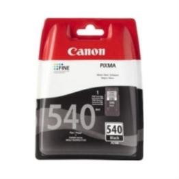 Original Tinte passend für Canon Pixma MX 530 Series Canon PG540 , PG-540 5225B005 , 5225B005AA - Premium Drucker-Patrone - Schwarz - 180 Seiten - 1