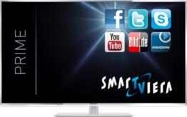 Panasonic TX-L55ETW60 139 cm (55 Zoll) Fernseher (Full HD, Triple Tuner, 3D, Smart TV) - 1