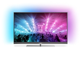 Philips 55PUS7181 139 cm (55 Zoll) Fernseher (Ambilight, 4K Ultra HD, Triple Tuner, Android TV) - 1