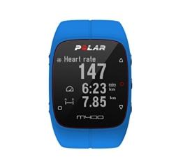 Polar M400 GPS-Laufuhr, blue, 90061177 - 1