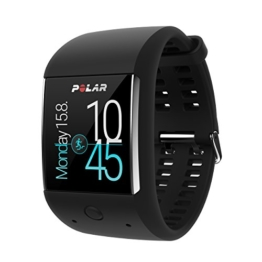 Polar Smartwatch M600, schwarz, M/L, 90061186 - 1