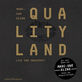 QualityLand: 7 CDs (dunkle Edition) - 1