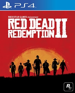 Red Dead Redemption 2 [PlayStation 4] - 1