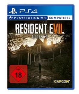 Resident Evil 7 Biohazard - [PlayStation 4] - 1