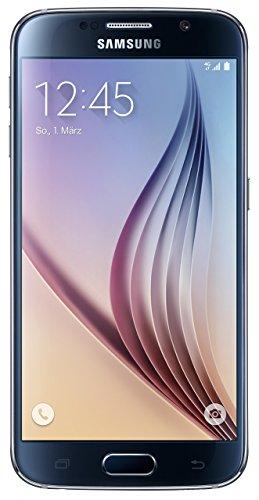 Samsung Galaxy S6 Schwarz 32GB SIM-Free Smartphone (Zertifiziert und Generalüberholt) - 1