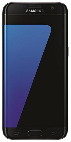 Samsung Galaxy S7 EDGE Smartphone (5,5 Zoll (13,9 cm) Touch-Display, 32GB interner Speicher, Android OS) schwarz - 1