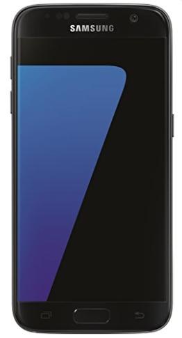 Samsung Galaxy S7 Smartphone (5,1 Zoll (12,9 cm) Touch-Display, 32GB interner Speicher, Android OS) schwarz - 1