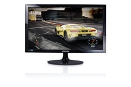 Samsung S24D330H 59,9 cm (24 Zoll) Monitor (VGA, HDMI, 1ms Reaktionszeit, 1920 x 1080 Pixel) schwarz  - 1