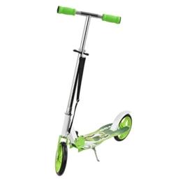 """Scooter / Cityroller """"Soccer"""" grün - 1"""