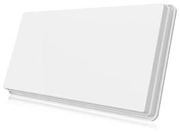 Selfsat H30D1+ Single Flachantenne für einen Teilnehmer inkl. Fensterhalterung - 1