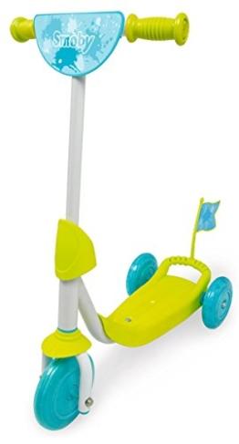 Smoby 450175 - Fun Roller Blau - 1