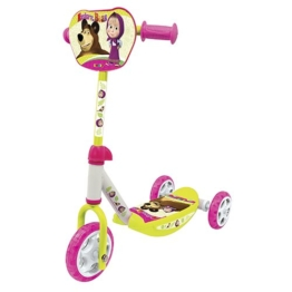Smoby 750100 - Mascha Roller, 3 Räder - 1