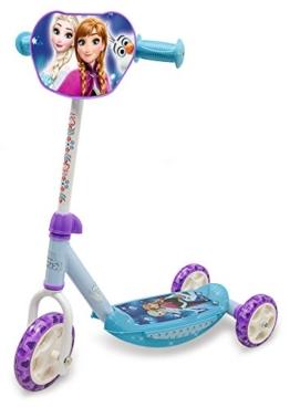 Smoby 750136 - Frozen Roller, 3 Räder - 1