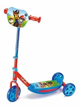 Smoby 750164 - Paw Patrol Roller, 3 Räder - 1