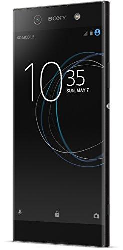 Sony 1307-8581 Xperia XA1 Ultra Smartphone (15,3 cm (6 Zoll) Display, 32 GB Speicher, Android 7.0) schwarz - 1