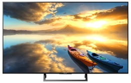 Sony KD-55XE7005 Bravia 139 cm (55 Zoll) Fernseher (4K Ultra HD, High Dynamic Range, Triple Tuner, Smart-TV) - 1