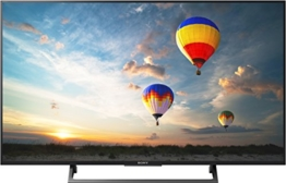 Sony KD-55XE8096 139 cm (55 Zoll) Fernseher (Ultra HD, HD Triple Tuner, Android-TV, X-Reality PRO, Triluminos Display, USB Aufnahmefunktion) - 1