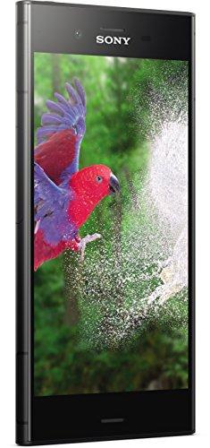 Sony Xperia XZ1 Smartphone  (13,2 cm (5,2 Zoll) Triluminos Display, 19MP Kamera, 64GB Speicher, Android) schwarz - 1