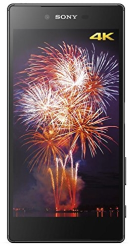 Sony Xperia Z5 Premium Smartphone (5,5 Zoll (13,8 cm) Touch-Display, Android 5.1) schwarz - 1