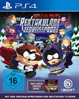 South Park: Die rektakuläre Zerreißprobe - (uncut) - [PlayStation 4] - 1