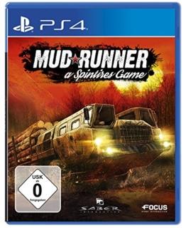 Spintires: MudRunner - PS4 - 1