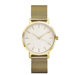 Sunnywill Frauen Mädchen Damen Schöne Mode Kristall Edelstahl Analoge Quarz Armbanduhr Uhr für Weibliche Studenten (A) - 1