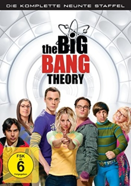 The Big Bang Theory - Die komplette neunte Staffel [3 DVDs] - 1