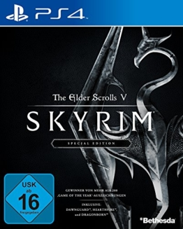 The Elder Scrolls V: Skyrim Special Edition [PlayStation 4] - 1