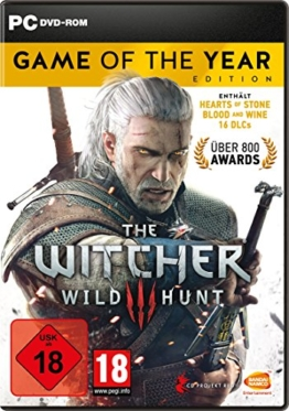 The Witcher 3: Wild Hunt - Game of the Year Edition - [PC] - 1