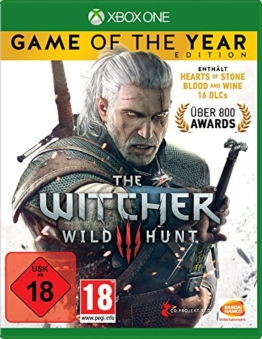 The Witcher 3: Wild Hunt - Game of the Year Edition - [Xbox One] - 1