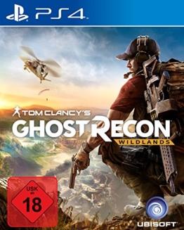Tom Clancy's: Ghost Recon Wildlands - [PlayStation 4] - 1