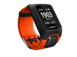 TomTom Adventurer Outdoor GPS Uhr, Outdoor Sport Modi, Routenfunktion, Kompass und Höhenmesser, Eingebauter Herzfrequenzmesser, 3GB Speicherplatz für Musik - 1